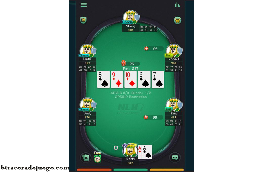 Give prizes in poker tournaments