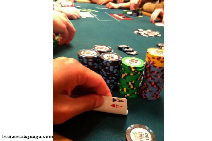 A Dealer's Choice Poker Game